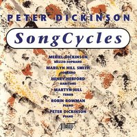 Song Cycles — Martyn Hill
