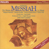 Handel: Messiah - Highlights — Margaret Marshall, Charles Brett, Saul Quirke, Catherine Robbin, Anthony Rolfe Johnson, Robert Hale