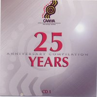 Caama 25 Year Anniversary Compilation CD 1 — сборник