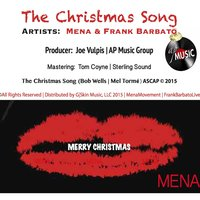 The Christmas Song — Mena, Frank Barbato