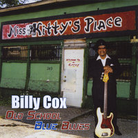 Old School Blue Blues — Billy Cox
