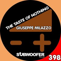 The Taste of Nothing — Giuseppe Milazzo