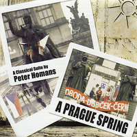 Homans: A Prague Spring — Czech Radio Symphony Orchestra, Silesian Radio Orchestra, Cathrine Saunders, Peter Homans
