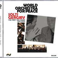 World Orchestra For Peace 10th Anniversary - with bonus track — Valery Gergiev, World Orchestra For Peace