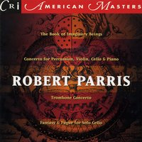 Music of Robert Parris — Robert Parris