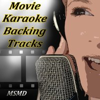 Movie Karaoke Backing Tracks — Msmd