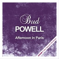 Afternoon In Paris — Bud Powell