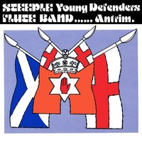 Steeple Young Defenders Flute Band - Antrim — Steeple Young Defenders Flute Band