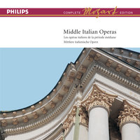Mozart: Complete Edition Box 14: Middle Italian Operas — сборник
