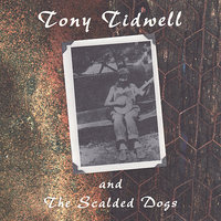 Tony Tidwell and The Scalded Dogs — Tony Tidwell
