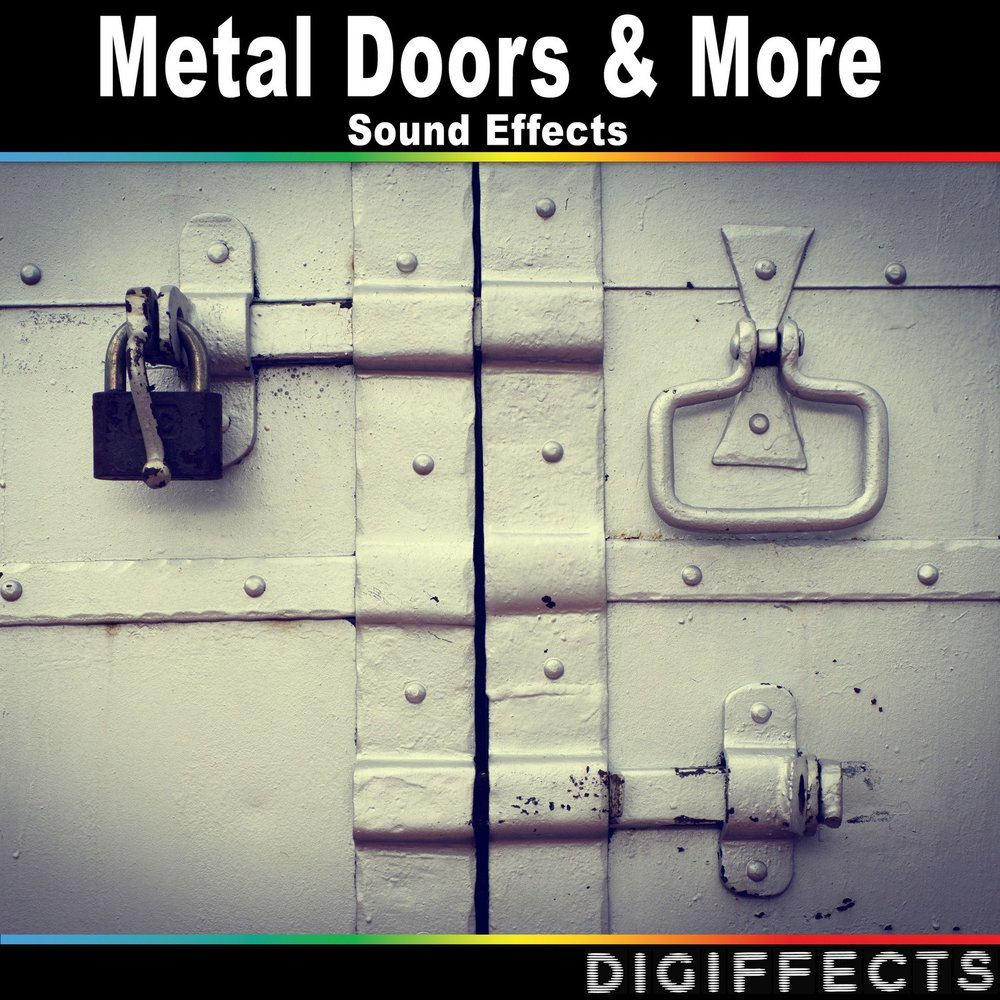 Metal attic hatch open and close version 3 digiffects for Door opening sound effect