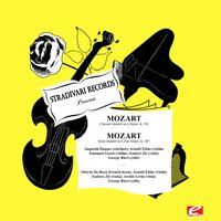 Mozart: Clarinet Quintet in A Major, K. 581 - Horn Quintet in E-Flat Major, K. 407 — Вольфганг Амадей Моцарт