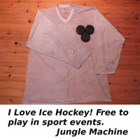 I Love Ice Hockey! Free to Play in Sport Events. — Jungle Machine