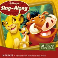 Disney's Sing-a-Long - The Lion King — сборник