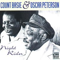 Night Rider — Count Basie, Oscar Peterson