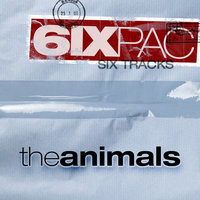 Six Pack: The Animals - EP — The Animals