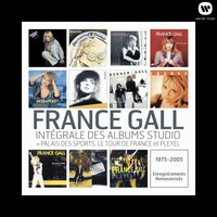 France Gall: Intégrale des albums studios — France Gall