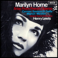 Arias From French Operas — Marilyn Horne, Wiener Opernorchester, Henry Lewis