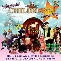 Wonderful Children's Favourites - 25 Original Hit Recordings — сборник