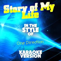Story of My Life (In the Style of One Direction) - Single — Ameritz Audio Karaoke
