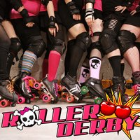 Roller Derby Anthems — Metal Ragers
