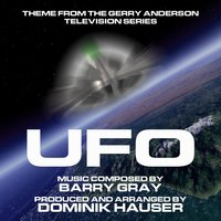 "Theme from Gerry Anderson's ""Ufo"" by Barry Gray — Dominik Hauser"