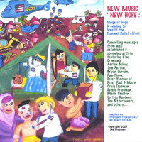 New Music, New Hope - for Tsunami Relief — Various Celebrate Radio artists