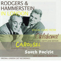 Rodgers & Hammerstein In London - Vocal Gems From Oklahoma, Carousel & South Pacific — David Hughes, Sally Ann Howes & The Original London Cast