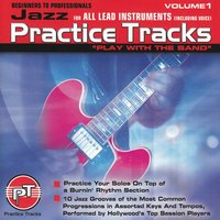 Jazz for All Lead Instruments Vol. 1 — Practice-Tracks