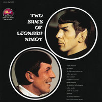 The Two Sides Of Leonard Nimoy — Leonard Nimoy