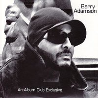 An Album Club Exclusive — Barry Adamson