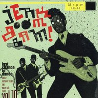 Jerk Boom Bam! Vol. 10, Greasy Rhythm'soul Party — сборник