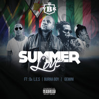 Summer Love — Burna Boy, Gemini, Ybk, Da L.E.S