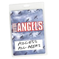 Access All Areas - Little Angels — Little Angels