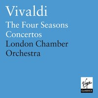 Vivaldi - Four Seasons / Concertos — Christopher Warren-Green, London Chamber Orchestra, London Chamber Orchestra (Lco), Антонио Вивальди