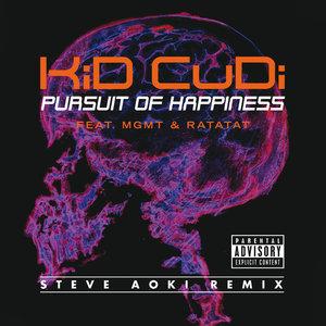 Kid Cudi, MGMT, Ratatat - Pursuit Of Happiness