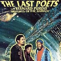 Delights of the Garden — The Last Poets, Bernard Purdie