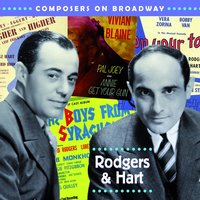 Composers On Broadway: Rodgers & Hart — сборник