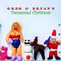 Greg & Brian's Demented Christmas — Greg & Brian