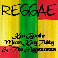 Ken Boothe Meets King Tubby & The Aggrovators — Ken Boothe