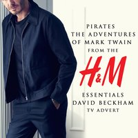 "Pirates - The Adventures of Mark Twain (From the H&M ""Essentials David Beckham"" T.V. Advert) — London Festival Orchestra, Max Steiner"