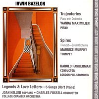 Music of Irwin Bazelon — London Philharmonic Orchestra, Harold Farberman, Charles Fussell