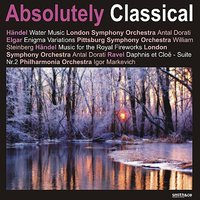 Handel: Water Music, Music for the Royal Fireworks - Elgar: Enigma Variations, et al. — сборник