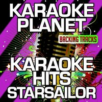 Karaoke Hits Starsailor — A-Type Player