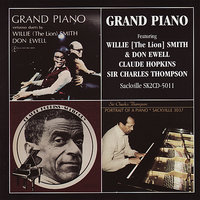 Grand Piano — Sir Charles Thompson, Claude Hopkins, WIllie (The Lion) Smith & Don Ewell