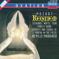 Mozart: Requiem — Ileana Cotrubas, Helen Watts, Robert Tear, John Shirley-Quirk, Academy of St. Martin  in  the Fields Chorus, Laszlo Heltay