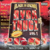 Rydathugz 2001 Vol. 1 — Black N Brown