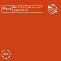 Moonshine Red - The Digital Collection Vol. 1 — East Coast Boogiemen