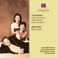 Tchaikovsky: Concertos / Beethoven: Triple Concerto — Sir Neville Marriner, Charles Dutoit, Kyung Wha Chung, Orchestre Symphonique De Montreal, Myung-Whun Chung