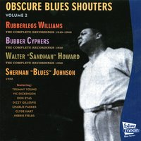 Obscure Blues Shouters, Vol. 2 — сборник